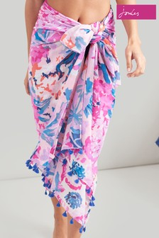 Joules Sirena Sarong, rosa