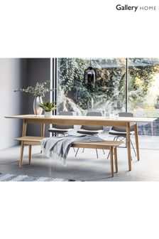 Hudson Living Milano Extending Dining Table