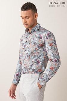 Signature Floral Print Shirt