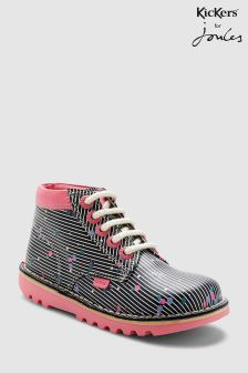 Kickers® Joules Navy Kick Hi Boot