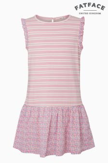 FatFace Candy Tilly Fairground Dress