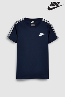 Nike Navy Repeat Tee