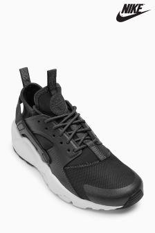 Nike Black Hurache Run