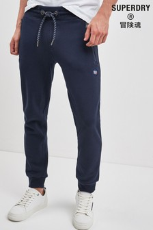 Superdry Navy Jogger