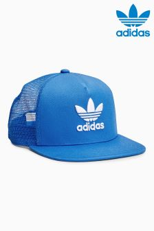 adidas Originals Blue Trucker Cap
