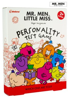 Mr. Men Little Miss Personality Test