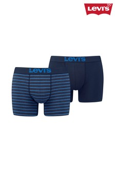 Levi's® Vintage Stripe Boxer Brief Two Pack