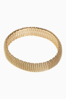 Chain Flex Bangle