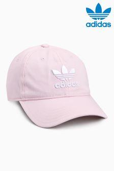 adidas Originals Adult Pink Trefoil Cap