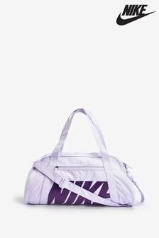 Nike Gym Club Lilac Training Duffel Bag