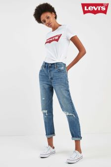 Levi's® 501® Crop Light Wash Vintage Find