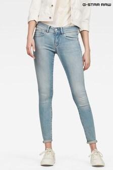 GStar Lynn Mid Rise Super Skinny Fit Jean