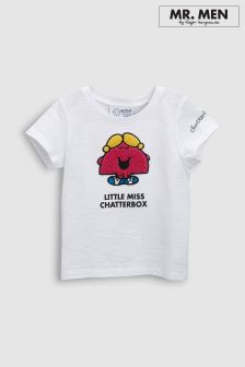 Little Miss Chatterbox T-Shirt (3mths-6yrs)