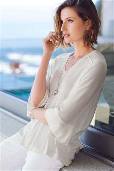 Kimono Sleeve Sweater