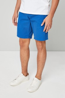 Longer Length Chino Shorts