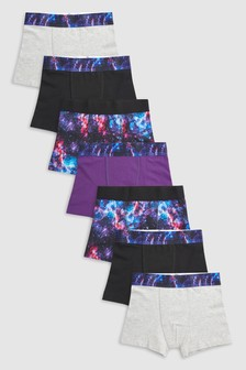 Cosmic Trunks Seven Pack (2-16yrs)