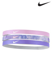 Nike Print Headbands 3 Pack