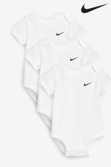 Nike Baby Bodysuits 3 Pack