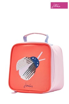 Joules Pink Munch Lunch Bag