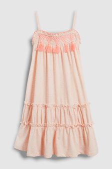 Tassel Dress (3-16yrs)