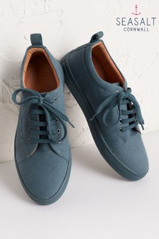Seasalt Nickel Twill Gull Point Trainer