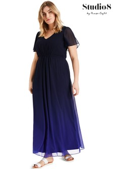 Studio 8 Betty Ombre Maxi Dress