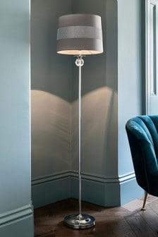 Diamanté Floor Lamp