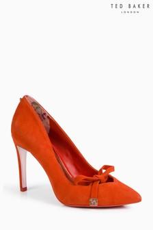 حذاء رسمي سويد فيونكة من Ted Baker