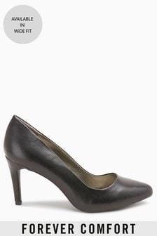 Туфли-лодочки с округлым носком