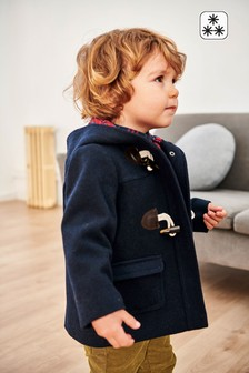 Duffle Jacket (3mths-6yrs)
