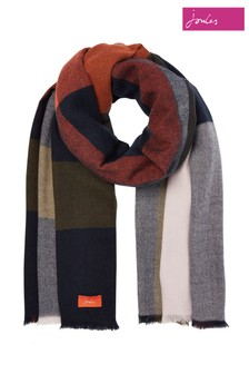 Joules Berkley Soft Handle Oblong Scarf