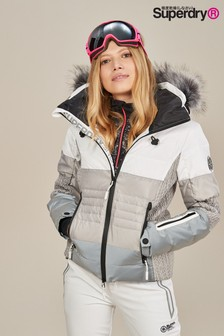 Superdry Snow Ski Down Jacket