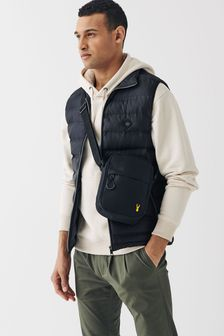 Stag Badge Cross Body Bag