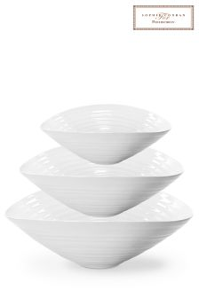 Set of 3 Sophie Conran Salad Bowls