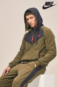 Nike Polar Fleece Zip Through Hoody