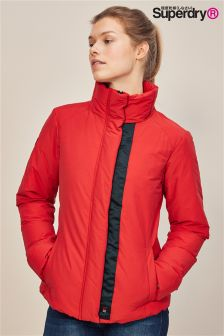 Superdry Red Padded Jacket