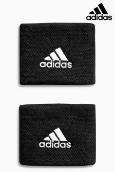 adidas Black Sweat Bands