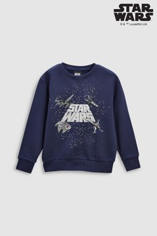 Star Wars™ Ships Crew Neck Sweat (3-16yrs)