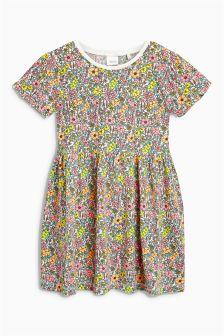 Ditsy Print Dress (3mths-6yrs)