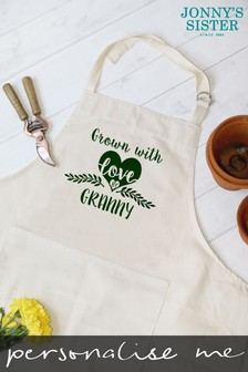 Personalised Mother's Day Gardening Apron by Jonny's Sister