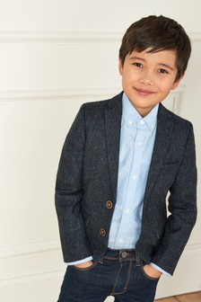 Signature British Wool Blazer (3-16yrs)