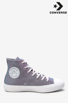 Converse Sparkle Chuck High Trainers