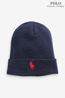 Polo Ralph Lauren® Cotton Beanie Hat