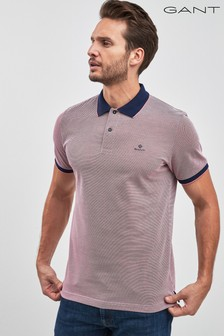 GANT Oxford Pique Polo Shirt