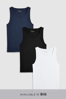 Vests Three Pack