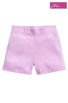 Joules Purple Kittiwake Jersey Short