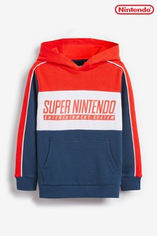 Super Nintendo Hoody (3-16yrs)