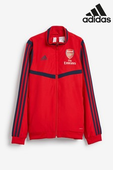 adidas Arsenal Red Pre Jacket