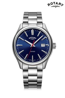 Rotary Gents Stainless Steel Bracelet Watch