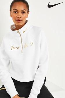 Nike Shine 1/2 Zip Top